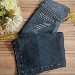 7FAM Dojo Tailorless Trouser Jeans
